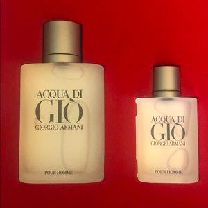 Giorgio Armani Other - Men's 2 pc Acqua di Gio Pour Homme Gift set, NIB